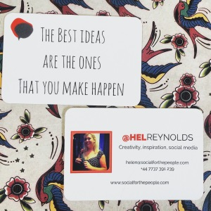 The best ideas are the ones you make happen