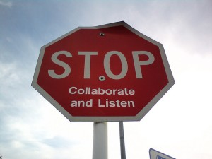 Stop sign Knowledge Hub